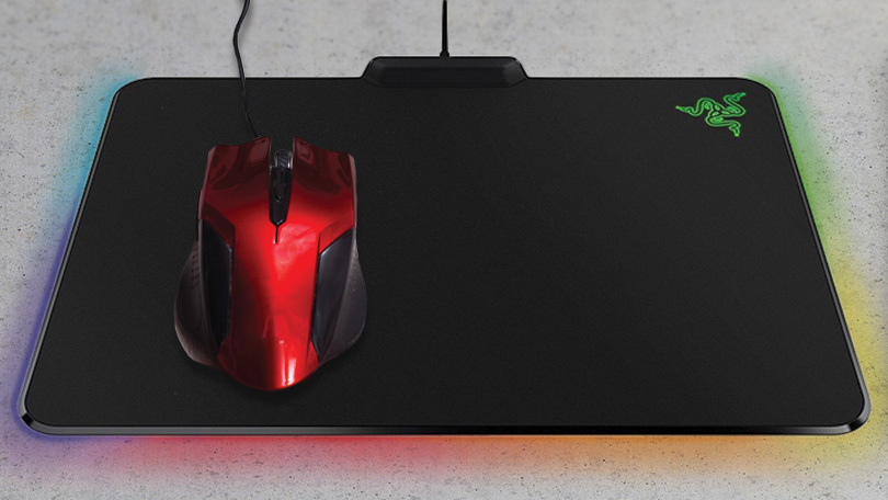 how to clean a mousepad without water