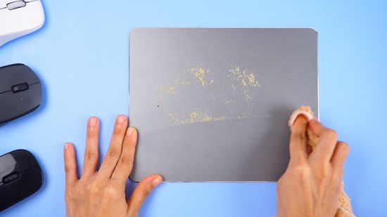 how to clean a mousepad razer