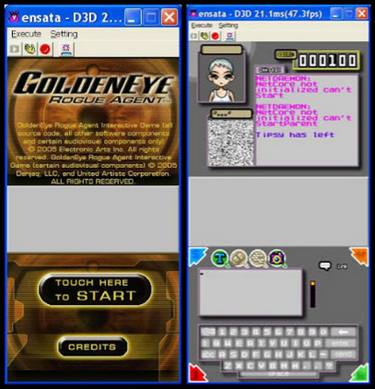 what is a nintendo ds emulator
