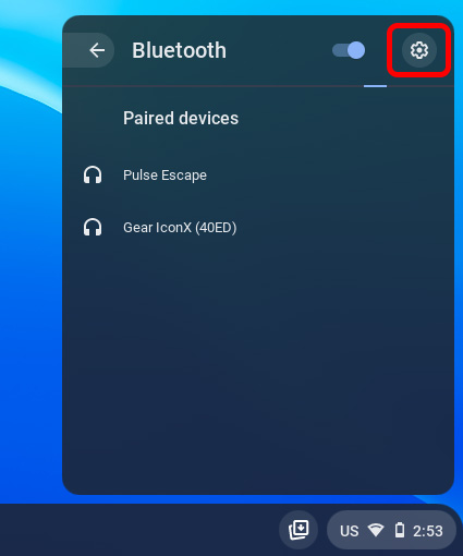 how to connect airpods to chromebook lenovo