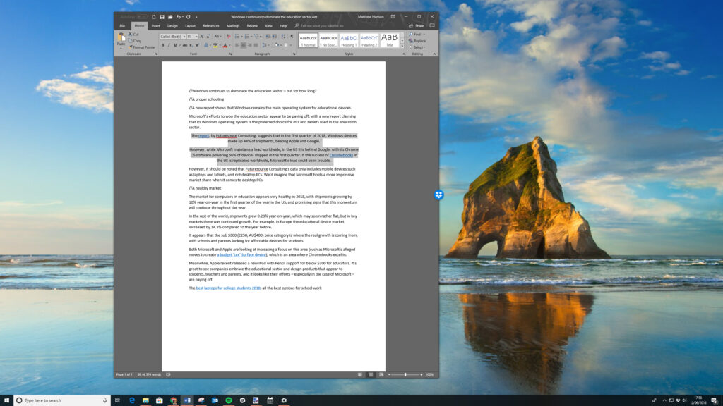 How to Delete a Page in Word on Windows and Mac?